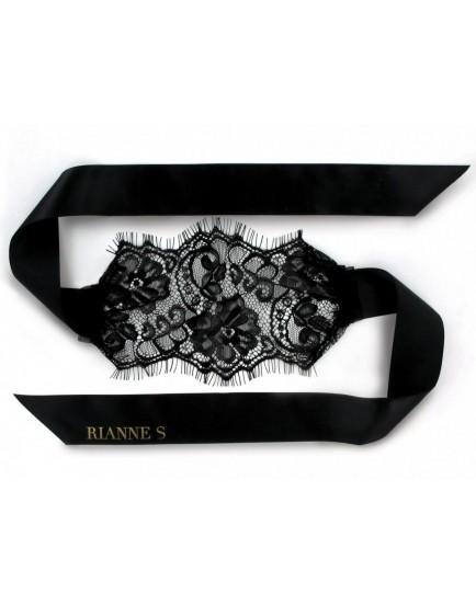 Sada erotických pomůcek Kit d'Amour Black (včetně cestovní taštičky) - Rianne S