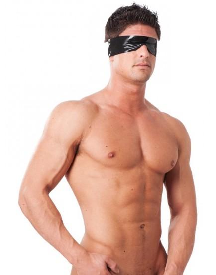 Latexová maska na oči Rimba