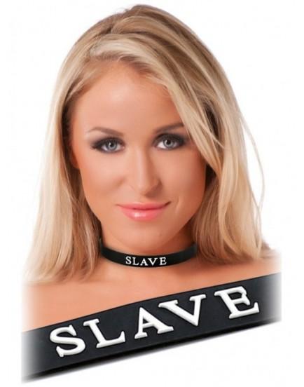 Silikonový obojek SLAVE