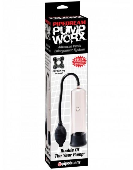 Vakuová pumpa Pump Worx Rookie Of The Year