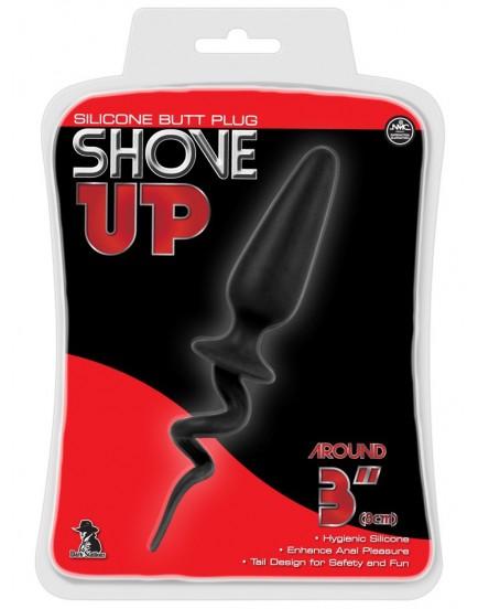 Anální kolík s ocáskem Shove Up