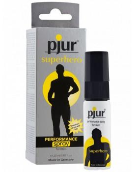 Sprej na oddálení ejakulace Superhero - Pjur (20 ml)