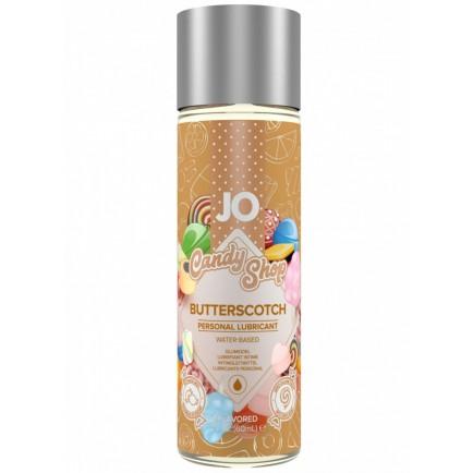Lubrikační gel System JO H2O Karamel, 60 ml - limitovaná edice