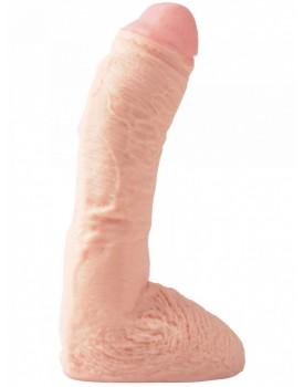 Realistické dildo s varlaty Fat Boy - Pipedream