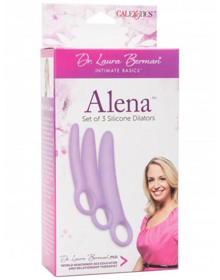 Sada dilatátorů na roztažení vaginy Alena - 3ks
