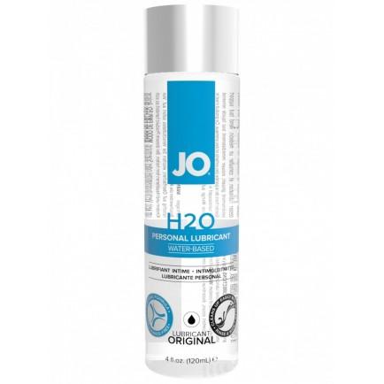 Lubrikační gel System JO H2O Original - 120 ml