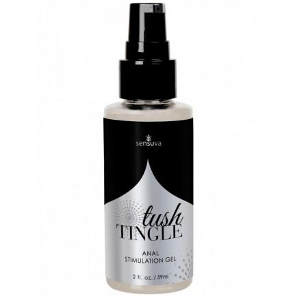 Stimulační anální gel Tush Tingle (Sensuva), 59 ml