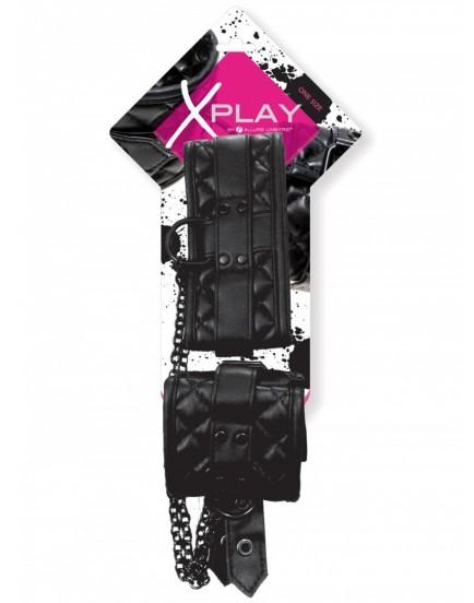 Obojek a pouta na ruce X-Play - Allure
