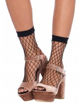 Síťované ponožky - Leg Avenue