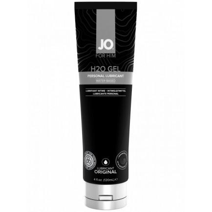 Masturbační/lubrikační gel System JO H2O For Him - 120 ml
