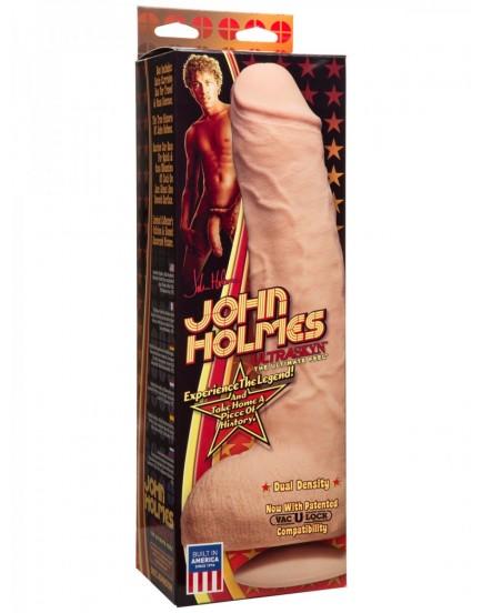 Realistické dildo John Holmes - Doc Johnson