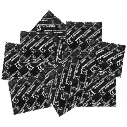 Balíček zesílených kondomů Durex LONDON EXTRA SPECIAL - 100 ks