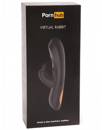 Interaktivní vibrátor s králíčkem Virtual Rabbit - Pornhub