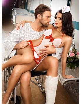 Kostým Zdravotní sestra - Baci Candy Nurse