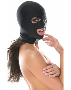 Maska s otvory pro oči a ústa - Fetish Fantasy
