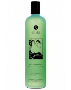 Sprchový gel Shunga Sensual Mint - 500 ml