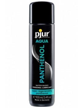 Lubrikační gel Pjur Aqua Panthenol - 100 ml