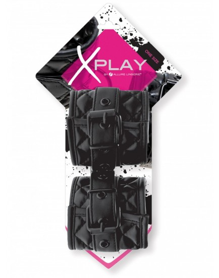 Luxusní pouta na ruce X-Play - Allure