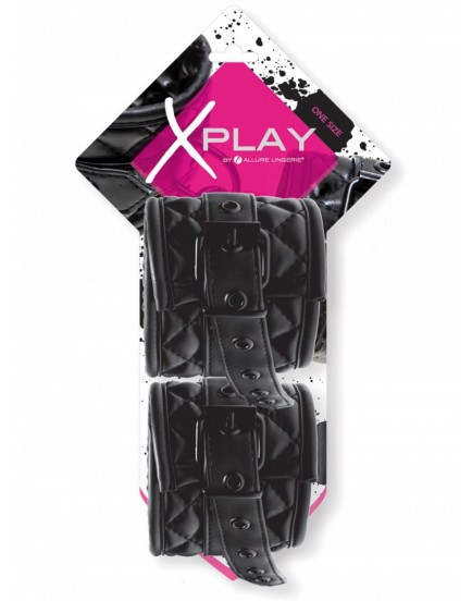 Luxusní pouta na nohy X-Play - Allure