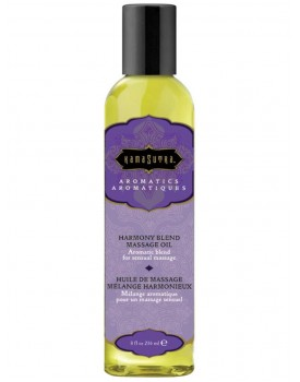 Masážní olej Harmony Blend - KamaSutra, 236 ml
