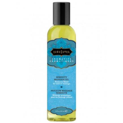 Masážní olej Serenity - KamaSutra, 236 ml