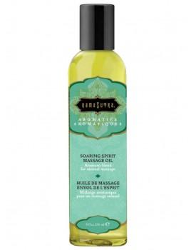 Masážní olej Soaring Spirit - KamaSutra, 236 ml