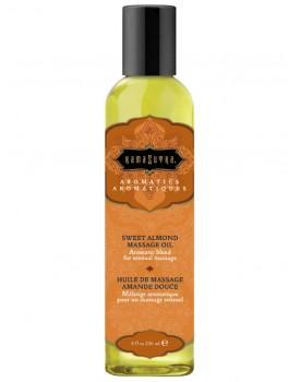 Masážní olej Sweet Almond - KamaSutra, 236 ml