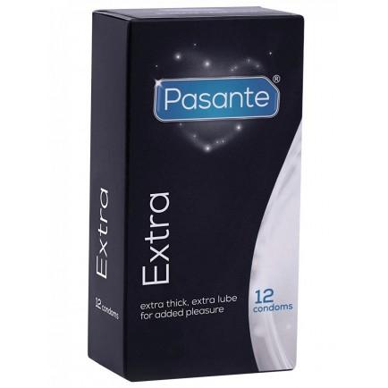 Kondomy Pasante Extra - 12 ks
