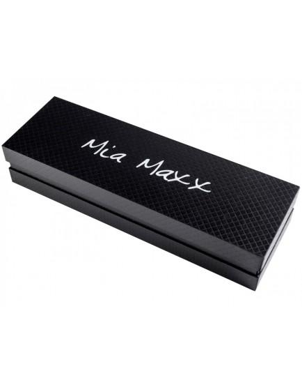 Luxusní přirážecí vibrátor MiaMaxx Hand-Held Thruster Black (s dálkovým ovládáním)