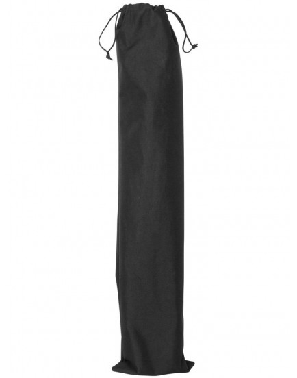 Nastavitelná roztahovací tyč ZADO s koženými pouty 65-120 cm