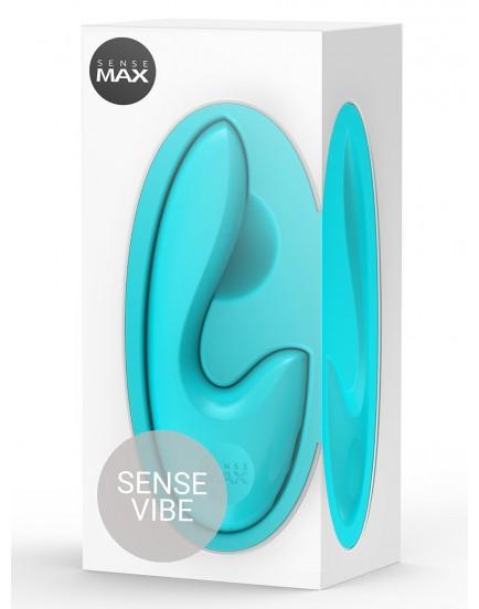 Extra výkonný vibrátor na bod G a klitoris SenseMax - SenseVibe