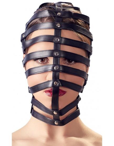 Pásková maska - Bad Kitty