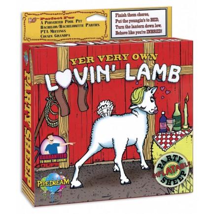 Nafukovací ovečka Lovin Lamb - Pipedream