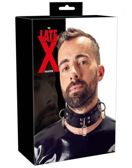 Masivní latexový obojek - LateX