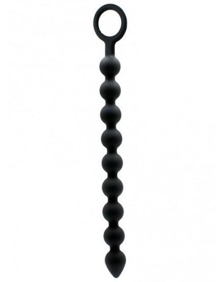 Anální kuličky ze silikonu Rimba - 32 cm