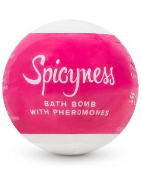 Bomba do vany s feromony Spicyness - Obsessive