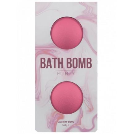 Bomby do vany Flirty Blushing Berry (2 ks) - DONA