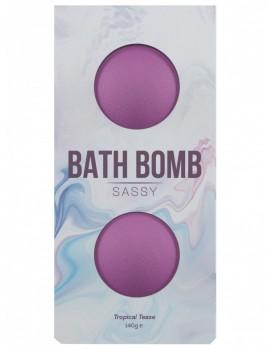 Bomby do koupele DONA Sassy Tropical Tease - 2 ks