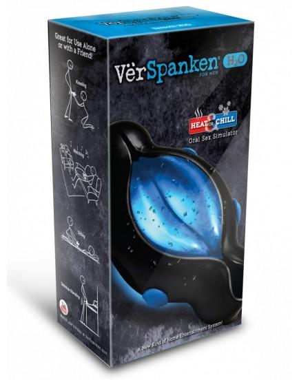 Masturbátor pro muže VerSpanken H2O Smooth - Big Teaze Toys