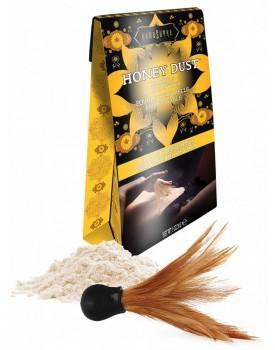 Slíbatelný tělový pudr KamaSutra Honey Dust Coconut Pineapple - 28 g