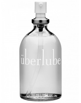 Silikonový lubrikační gel Überlube - 50 ml