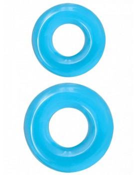 Sada erekčních kroužků Double Stack (2 ks) - Renegade