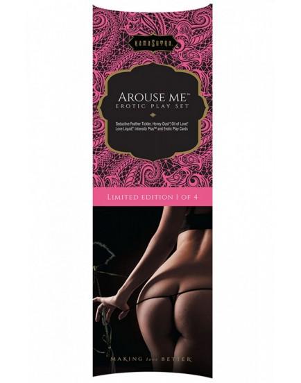 Erotická sada Arouse Me - KamaSutra