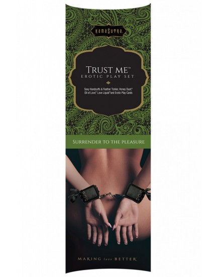 Erotická sada Trust Me - KamaSutra