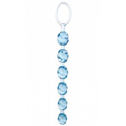 Anální kuličky Swirl Pleasure Beads