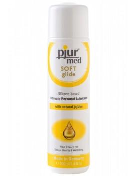 Silikonový lubrikační gel Pjur Med SOFT - 100 ml