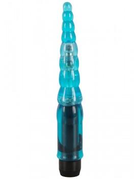 Anální vibrátor Mini Temptation Blue