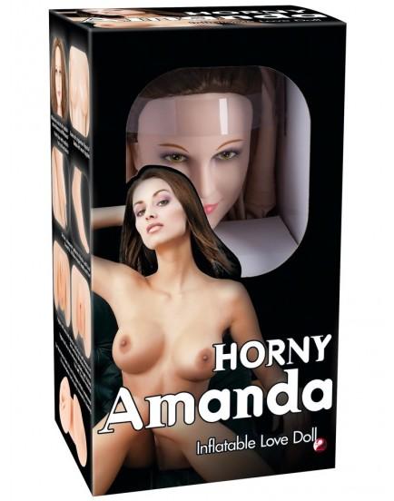 Nafukovací panna Horny Amanda