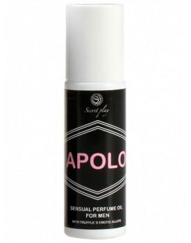 Pánský olejový parfém s feromony Apolo (kuličkový)
