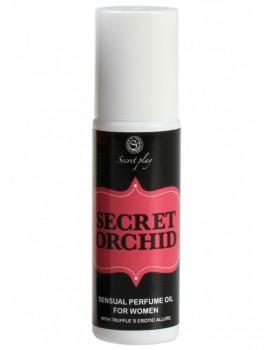 Dámský olejový parfém s feromony Secret Orchid (kuličkový)